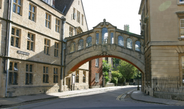 bridge of